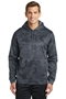 Sport-Tek® Sport-Wick® CamoHex Fleece Hooded Pullover. ST240