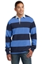 Sport-Tek® Classic Long Sleeve Rugby Polo. ST301
