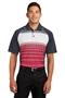 Sport-Tek® Dry Zone® Sublimated Stripe Polo. ST600