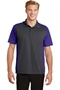 Sport-Tek® Colorblock Micropique Sport-Wick® Polo. ST652