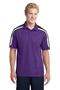 Sport-Tek® Tricolor Shoulder Micropique Sport-Wick® Polo. ST658