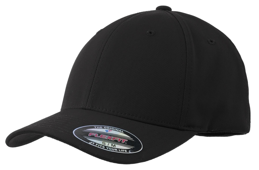 Sport-Tek® Flexfit® Performance Solid Cap. STC17