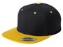 Sport-Tek® Yupoong® Flat Bill Snapback Cap. STC19