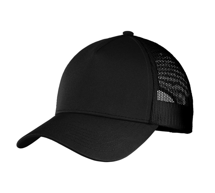 Sport-Tek® PosiCharge® Competitor ™ Mesh Back Cap. STC36