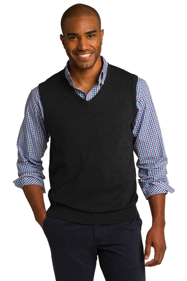 Port Authority® Sweater Vest. SW286