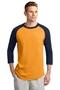 Sport-Tek® Colorblock Raglan Jersey. T200