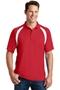 Sport-Tek® Dry Zone® Colorblock Raglan Polo. T476