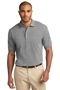 Port Authority® Tall Heavyweight Cotton Pique Polo. TLK420
