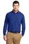 Port Authority® Tall Silk Touch™ Long Sleeve Polo. TLK500LS