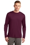 Sport-Tek® Tall Long Sleeve PosiCharge® Competitor™ Tee. TST350LS