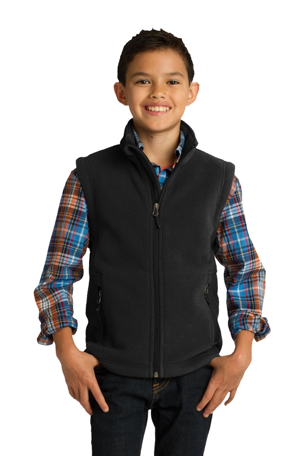 Port Authority® Youth Value Fleece Vest. Y219