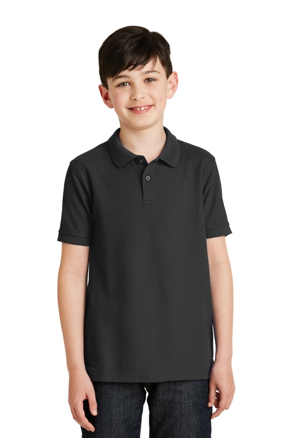 Port Authority® Youth Silk Touch™ Polo. Y500
