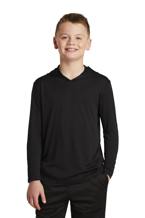 Sport-Tek® Youth PosiCharge® Competitor ™ Hooded Pullover. YST358