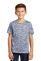 Sport-Tek® Youth PosiCharge® Electric Heather Tee. YST390