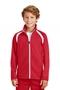 Sport-Tek® Youth Tricot Track Jacket. YST90
