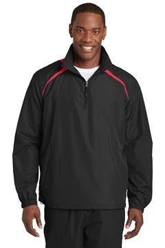 Sport-Tek® 1/2-Zip Wind Shirt. JST75