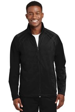 Sport-Tek® Tricot Track Jacket. JST90