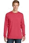 Port & Company® Pigment-Dyed Long Sleeve Pocket Tee. PC099LSP