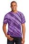Port & Company® - Tiger Stripe Tie-Dye Tee. PC148