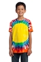 Port & Company® - Youth Window Tie-Dye Tee. PC149Y