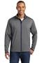 Sport-Tek® Sport-Wick® Stretch Contrast Full-Zip Jacket. ST853