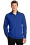 Sport-Tek® Sport-Wick® Textured Colorblock 1/4-Zip Pullover. ST861