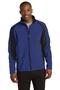 Sport-Tek® Colorblock Soft Shell Jacket. ST970